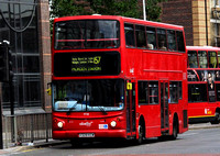 Route 157, Abellio London 9728, V328KGW, Croydon
