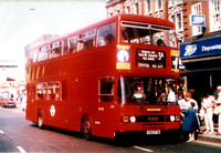 Route 3A, London Transport, L163, D163FYM