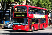 Route 202, Metrobus 451, YU52XVK, Blackheath Villiage