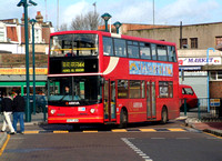 Route 144, Arriva London, DLA75, S275JUA
