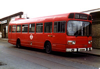 Route 12A, London Transport, LS84, OJD884R, Norwood Junction