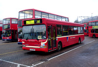 Route 248, Blue Triangle, DP190, RJ52WXD, Romford