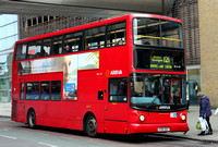 Route 121, Arriva London, DLA151, V351DGT, Enfield