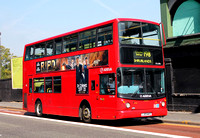 Route 198, Arriva London, DLA388, LJ03MYZ, East Croydon