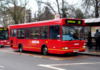 Route 318, Arriva London, PDL54, LJ51DBU, Tottenham