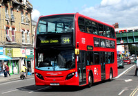 Route 94, London United RATP, ADE65, YX62BNV, Goldhawk Road