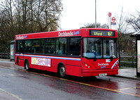 Route 167, Docklands Buses, HV02PCY, Loughton