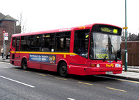 Route 523, First London, DM41295, T295JLD, Preston Road