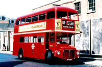 Route 119, London Transport, RM258, VLT258, Bromley
