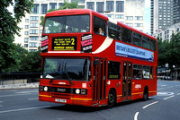 Route 2, Arriva London, L58, C58CHM, Marble Arch