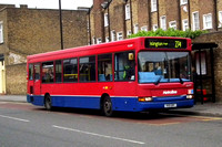 Route 274, Metroline, DLD119, V119GBY, Tolpuddle Street