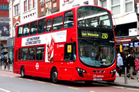 Route 230, Arriva London, DW540, LJ13CEX, Wood Green