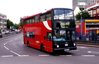 Route 415, Arriva London, DLA166, W366VGJ, Elephant & Castle