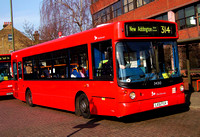 Route 314, Selkent ELBG 34310, LX51FGV, Bromley