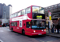 Route X68, Arriva London, VLA23, LJ53BFM, Waterloo