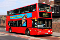 Route D7, First London, TNL33020, LK51UYX