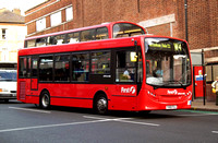 Route W4, First London, DMS44428, YX60FUJ, Wood Green