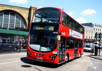 Route 476, First London, VN37809, LK59FDY, King's Cross