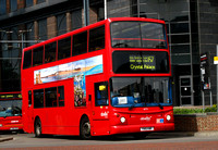 Route 157, Abellio London 9771, YN51KWF, Croydon