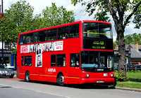 Route 121, Arriva London, DLA123, T323FGN, Enfield