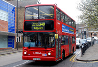 Route 340, Arriva The Shires 6005, KL52CWU, Stanmore
