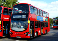 Route 292, London Sovereign RATP, VH20, BT13YWS, Edgware