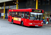 Route U7, Tellings Golden Miller, SK02TZR, Uxbridge