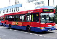 Route E2, Metroline, DP1020, KP02PUO, Brentford