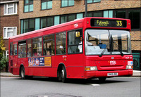 Route 33, NSL Services Group, NCP04, SN55HKG, Richmond
