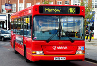 Route H18, Arriva The Shires 3805, SN56AXH, Harrow