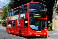 Route 640, Arriva The Shires 6041, LJ05GLY, Harrow