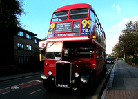 Route 248, London Transport, RT3251, LLU610, Upminster