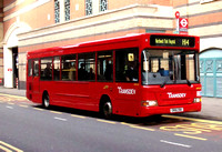 Route H14, Transdev, DPS591, SN51TBU, Harrow