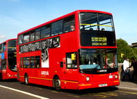 Route 59, Arriva London, DLA148, V348DGT, Waterloo