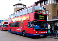 Route 374, Stagecoach London 17431, LX51FKE, Romford
