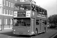 Route 16, London Transport, DMS745, TGX745M, Victoria