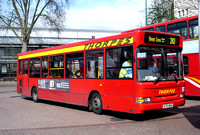 Route 210, Thorpes, X179BNH, Golders Green