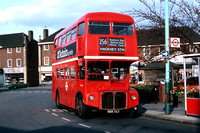 Route 256: Chingford Mount - Moorgate [Withdrawn]
