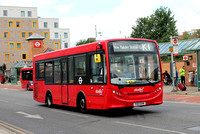 Route K1, Abellio London 8123, YX13EHK, Kingston