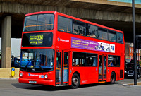 Route 330, Stagecoach London 17457, LX51FKT, Canning Town