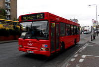 Route P13, Abellio London 8025, BU05HEJ, Peckham