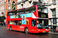Route 29, Arriva London, DLP71, LJ51DLU, Whitehall