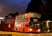 Route 125, Arriva London, DLA361, LJ03MKF