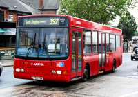 Route 397, Arriva London, DWL42, LF02POA, Chingford