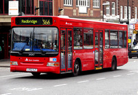 Route 366, East London ELBG 34347, LV52HJY, Barking