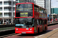 Route 250, Arriva London, DLA57, S257JUA, Croydon