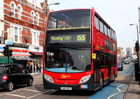 Route 155, Go Ahead London, E147, SN60BZV, Tooting
