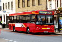 Route U5, First London, DMC41514, LK03NGG, Uxbridge