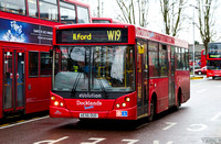 Route W19, Docklands Buses, ED15, AE56OUO, Walthamstow