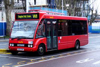 Route W11, First London, OOS53703, LK05DXR, Walthamstow